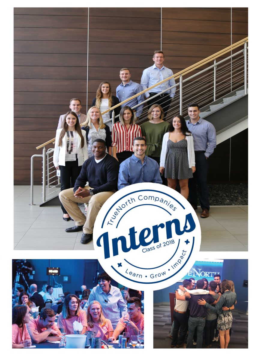 Interns of TrueNorth 2018