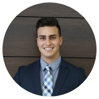 Drew, Business Development Intern