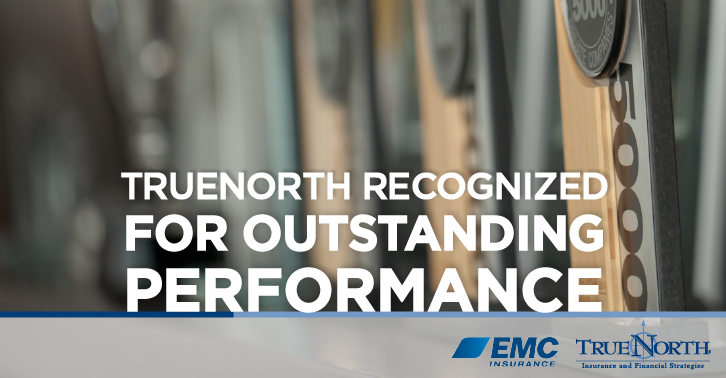 TrueNorth Recognized for Outstanding Performance