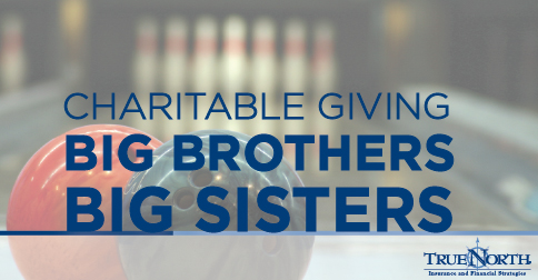 Charitable Giving: Big Brothers Big Sisters