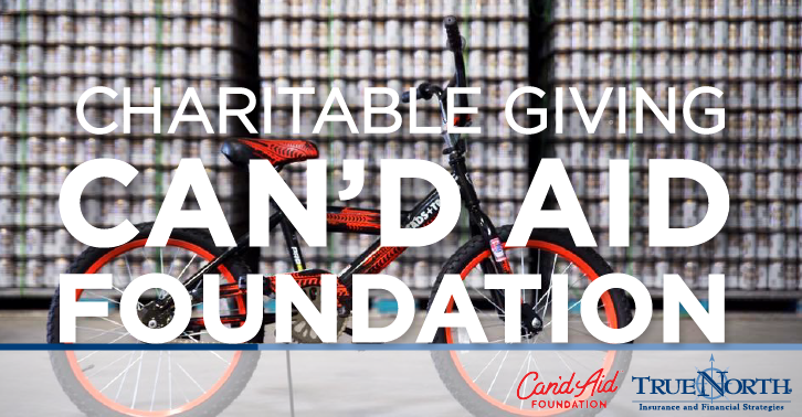 Charitable Giving: Can'd Aid