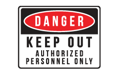 Workplace Safety: Know the Signs