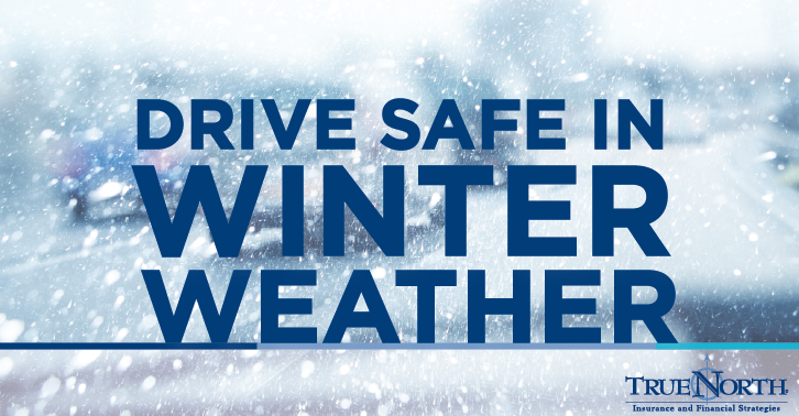 Driving Safe in Winter Weather