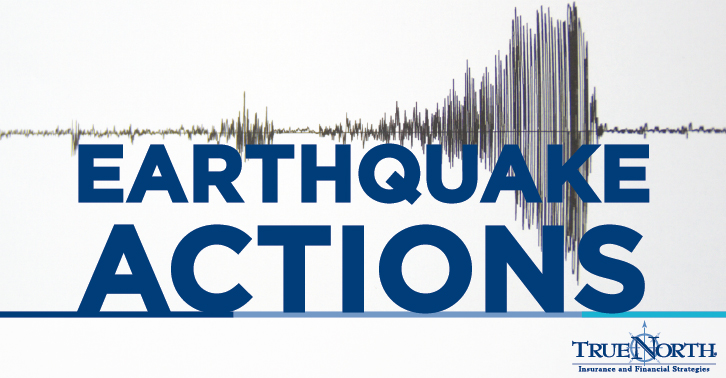 Actions to Take in the Event of an Earthquake