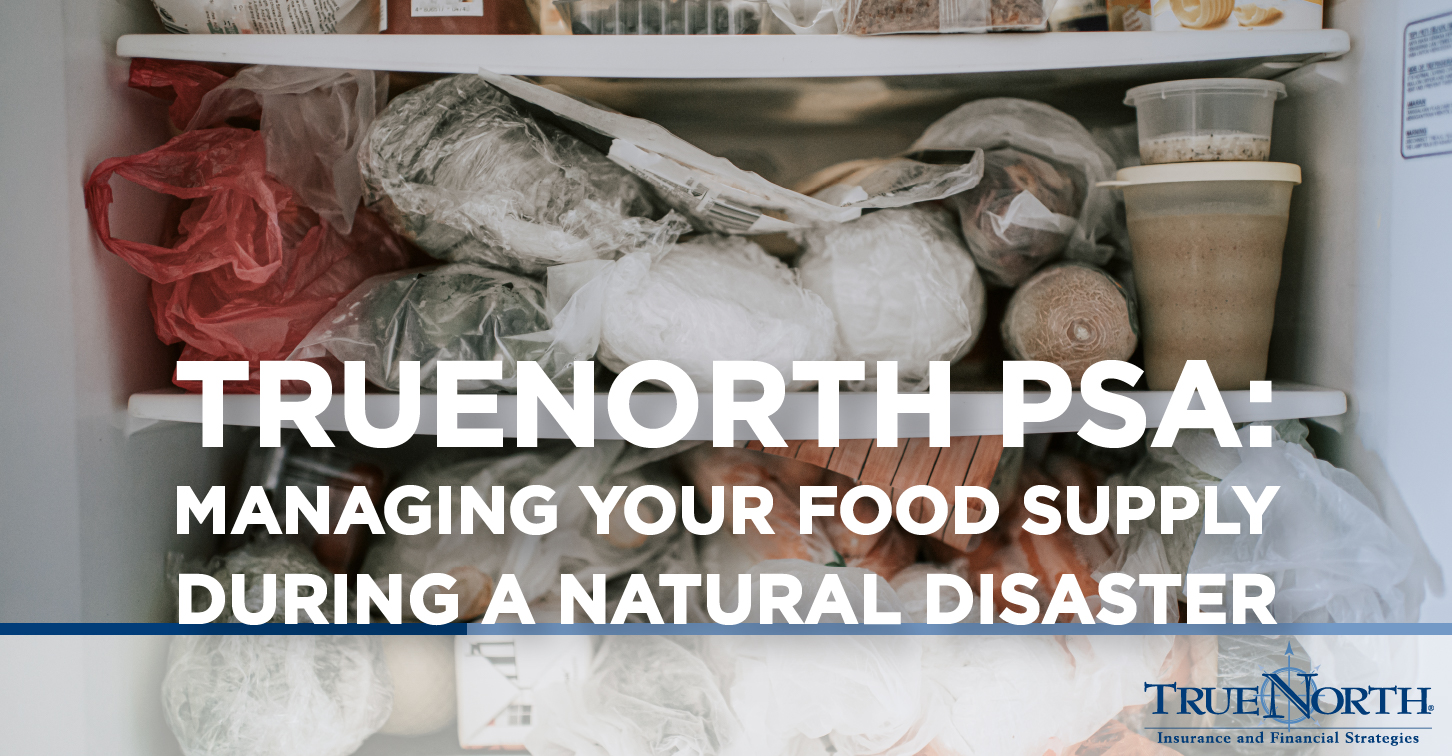 Managing Your Food Supply during a Natural Disaster