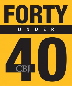 Kirsten Eddins Listed as an Honoree on CBJ's Forty Under 40