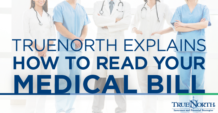 How to Read Your Medical Bill