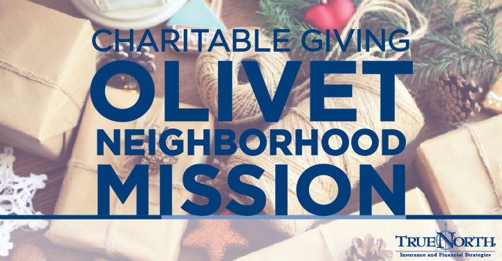Charitable Giving: Olivet Neighborhood Mission