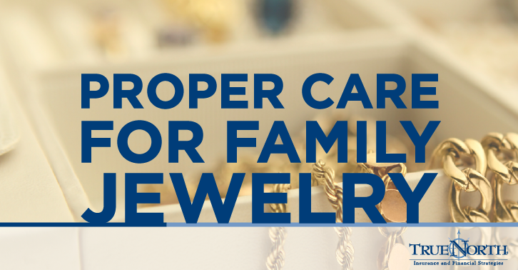 Proper Care for Family Jewelry