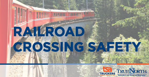 Railroad Crossing Safety for Truck Drivers